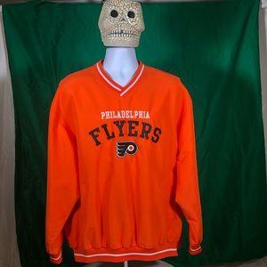 Philadelphia Flyers Golf Pullover